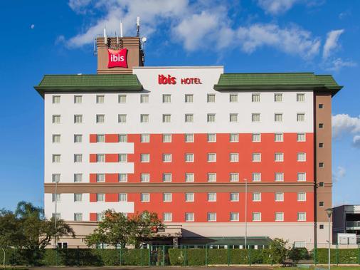 宜必思阿雷格里港机场酒店 - 阿雷格里港 - 建筑