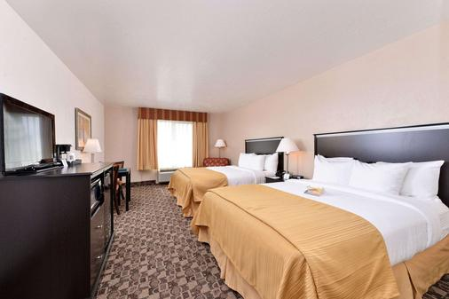 维尔诺优质酒店 - 弗纳尔 - 睡房