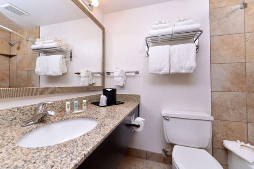 维尔诺优质酒店 - 弗纳尔 - 浴室