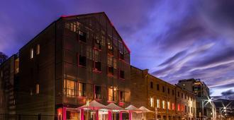 萨拉曼卡码头酒店 - 霍巴特 - 建筑