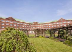 金禧酒店 - 克莱德班克 - 建筑