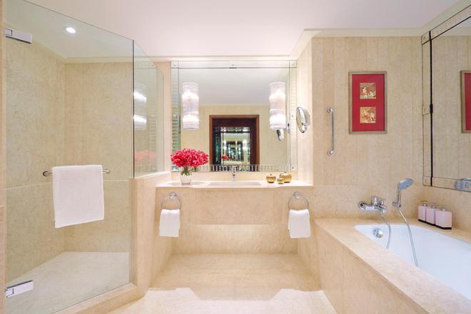 曼谷暹罗安纳塔拉酒店 - 曼谷 - 浴室