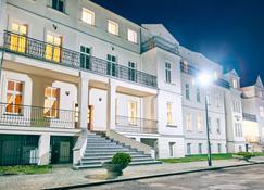 珍达 Spa 三星级酒店 - 科沃布热格 - 建筑