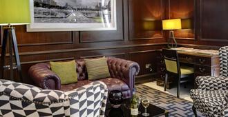 贝斯特韦斯特莫宁顿酒店 - 伦敦 - 客厅