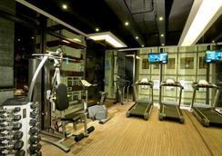 尚园酒店 - 香港 - 健身房