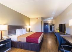 哈里斯堡生态小屋酒店 - 西南赫尔希镇区 - 哈里斯堡 - 睡房
