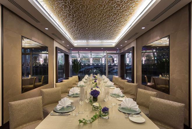 新加坡富丽敦(浮尔顿)海湾酒店 - 新加坡 - 宴会厅