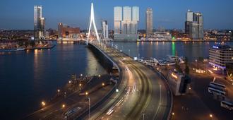 恩豪鹿特丹酒店 - 鹿特丹 - 客房设施