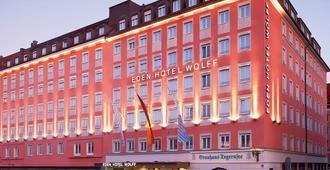 沃尔弗伊甸园酒店 - 慕尼黑 - 建筑
