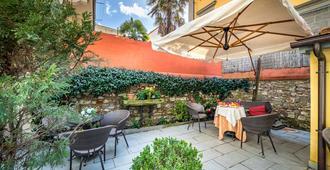 奇马罗萨和谐酒店 - 佛罗伦萨 - 餐馆