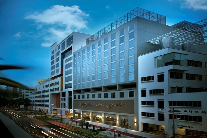 明古连V酒店 - 新加坡 - 建筑