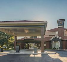 俄克拉荷马城诺曼温德姆拉昆塔套房酒店