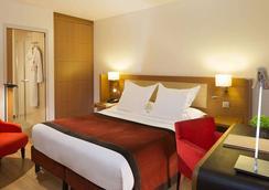 巴黎6号酒店 - 巴黎 - 睡房