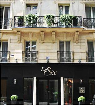 6号酒店 - 巴黎 - 建筑