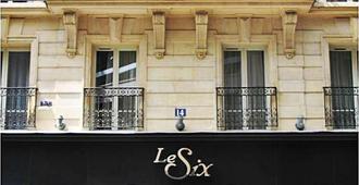 巴黎6号酒店 - 巴黎 - 建筑