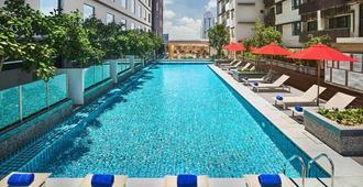 新山阿玛瑞酒店 - 柔佛巴鲁 - 游泳池