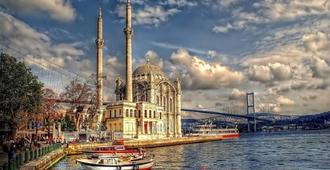 伊斯坦布尔阿克根酒店 - 伊斯坦布尔