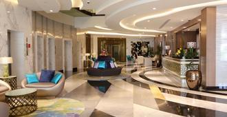 迪尔拉萨玛雅酒店 - 迪拜 - 大厅