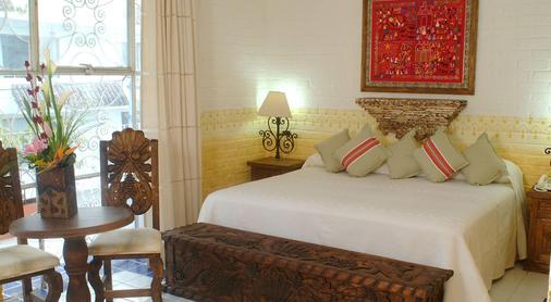 多纳苏珊娜酒店 - 巴亚尔塔港 - 睡房