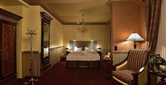 柏林梅耶精品酒店 - 柏林 - 睡房