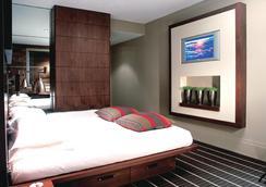 毛尔酒店 - 诺丁汉 - 睡房