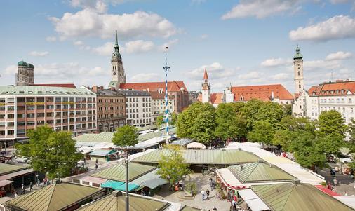 谷物市场德拉格生活酒店 - 慕尼黑 - 建筑