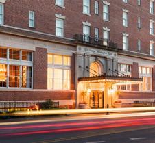 乔治华盛顿酒店 - 温德姆历史酒店