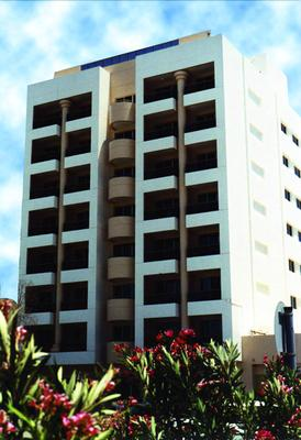 苎麻酒店公寓 - 迪拜 - 建筑
