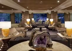洛伊斯塔纳峡谷度假酒店 - 土桑 - 休息厅