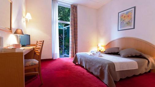 奥阿西斯酒店 - 尼斯 - 睡房