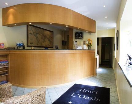 奥阿西斯酒店 - 尼斯 - 柜台