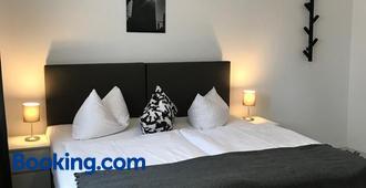 普兹格尼酒店 - 科隆 - 睡房