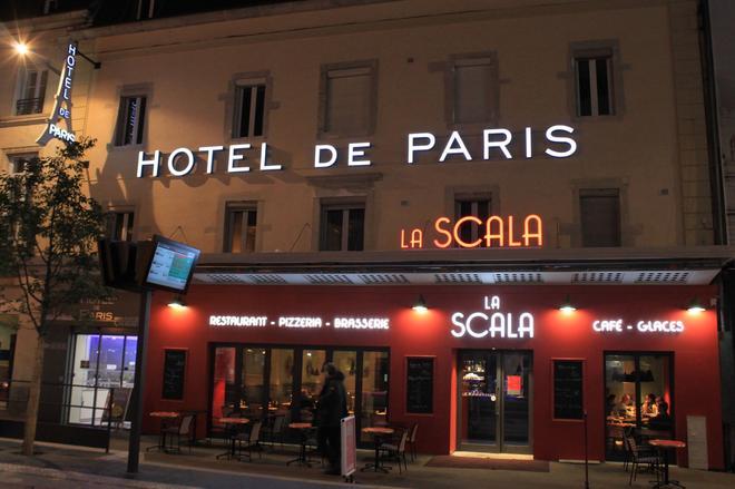 巴黎酒店 - 第戎 - 建筑
