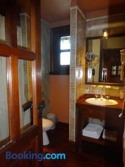 Sissi Haz Hotel - 布宜诺斯艾利斯 - 浴室