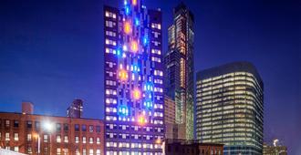 长岛市曼哈顿景观雅乐轩酒店 - 皇后区 - 建筑