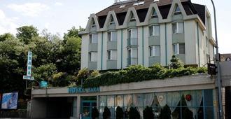 巴拉酒店 - 布达佩斯 - 建筑