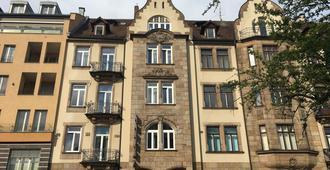 中央酒店 - 班贝格 - 建筑
