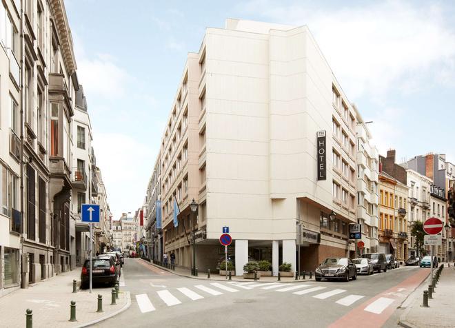 斯蒂芬妮nh酒店 - 布鲁塞尔 - 建筑