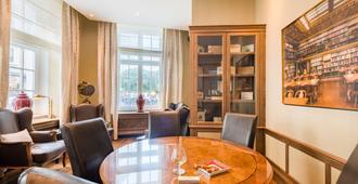 贝斯特韦斯特优质城市宫殿酒店 - 布伦瑞克 - 餐厅