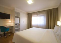 圣保罗贾丁斯凯普卡纳酒店 - 圣保罗 - 睡房