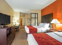 凯富套房酒店-黄金群岛 - 布伦瑞克 - 睡房