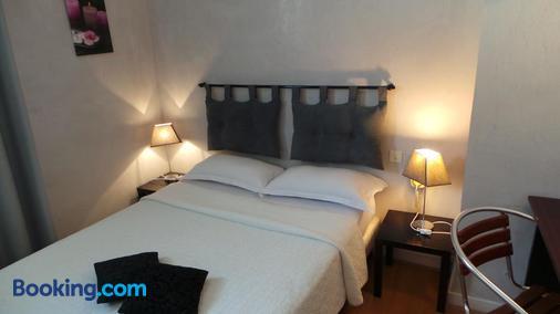 康布罗纳酒店 - 南特 - 睡房