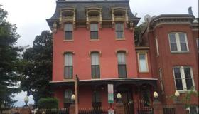 弗农山广场旅馆 - 华盛顿 - 建筑