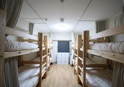 名古屋格洛克背包旅舍 - 名古屋 - 睡房