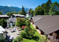 加尔米施 - 帕滕基兴海伯利昂酒店 - 加尔米施-帕滕基兴 - 户外景观