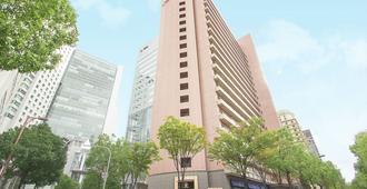 西梅田赫顿酒店 - 大阪 - 建筑