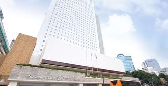 太阳城王子大饭店 - 东京 - 建筑