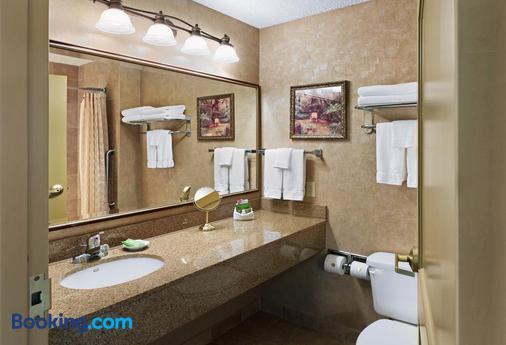 苏福尔斯俱乐部会馆酒店 - 苏福尔斯 - 浴室