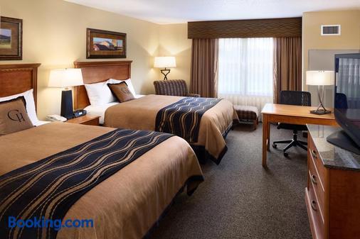苏福尔斯俱乐部会馆酒店 - 苏福尔斯 - 睡房