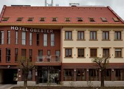 欧贝斯特酒店 - 德布勒森 - 建筑